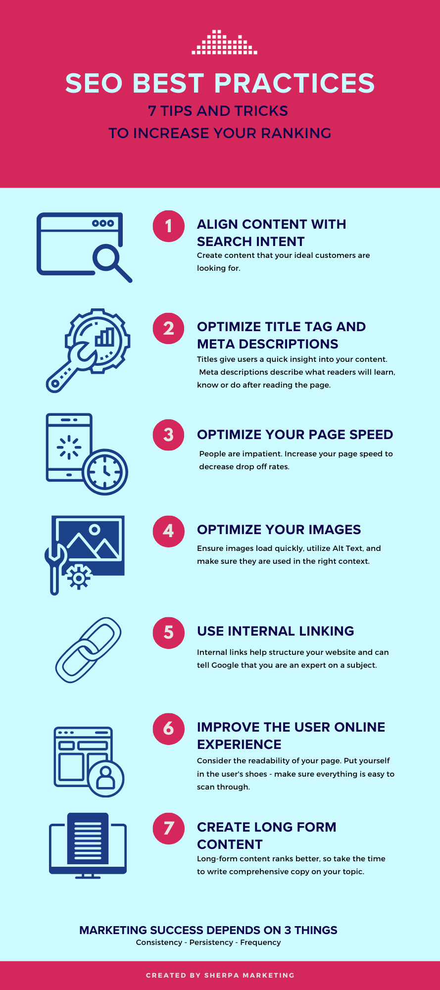 7 tips and tricks to increase your SEO Ranking