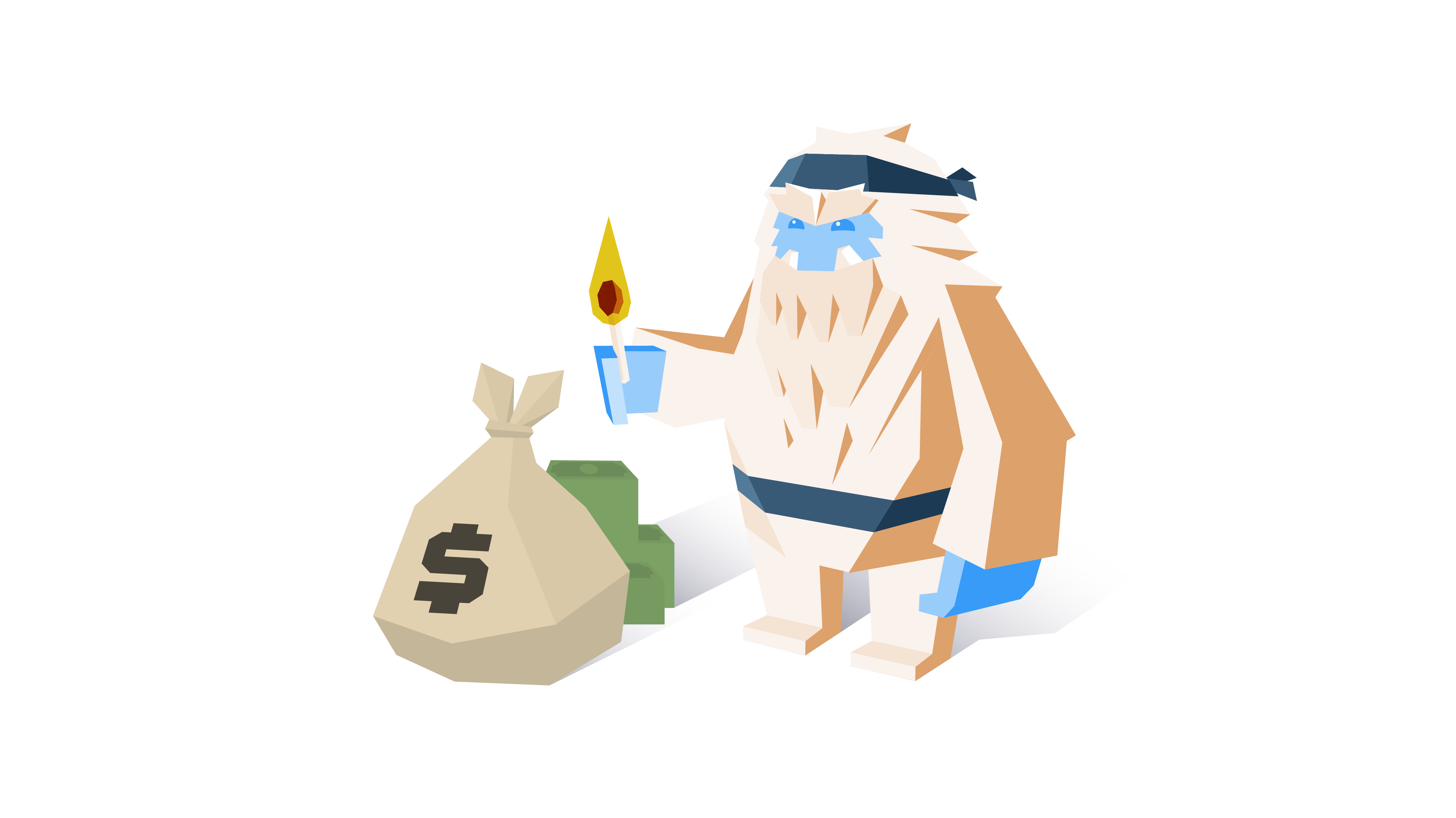 Money burning_Sherpa Marketing