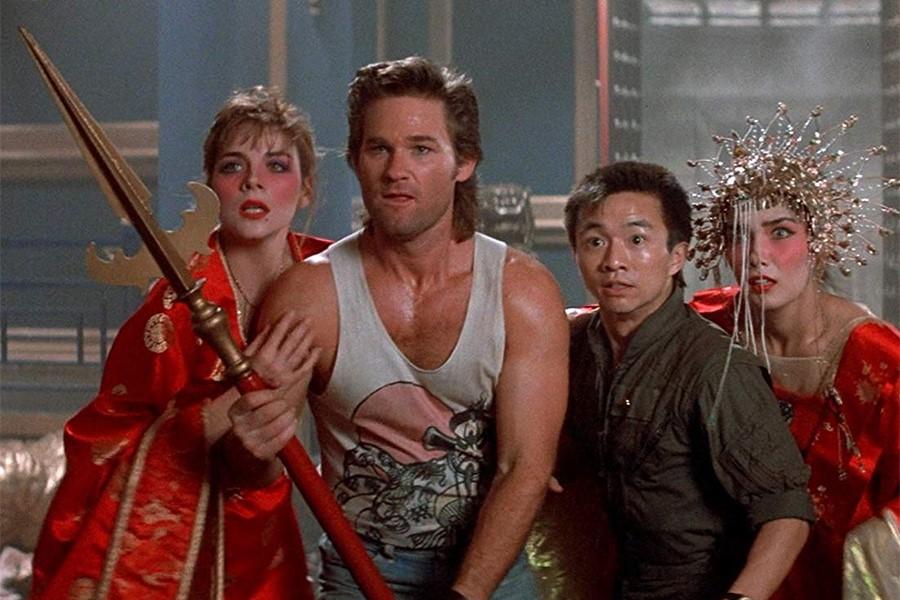 Big trouble in little china - Great movies - Coronavirus