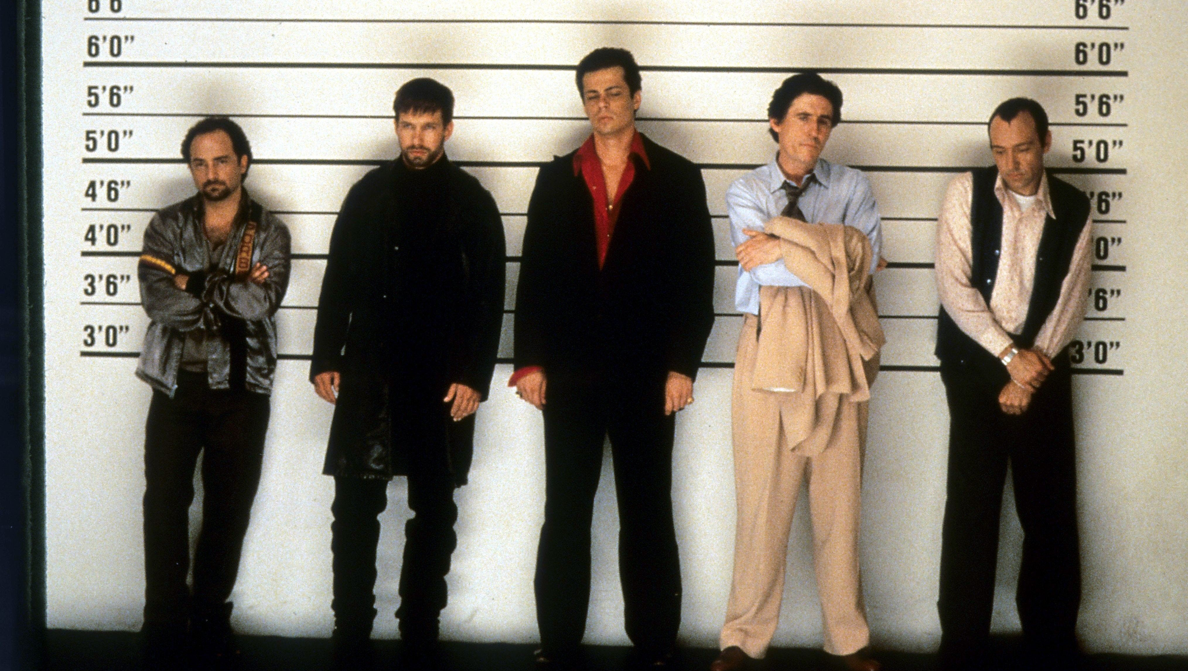 The Usual Suspects movie great films