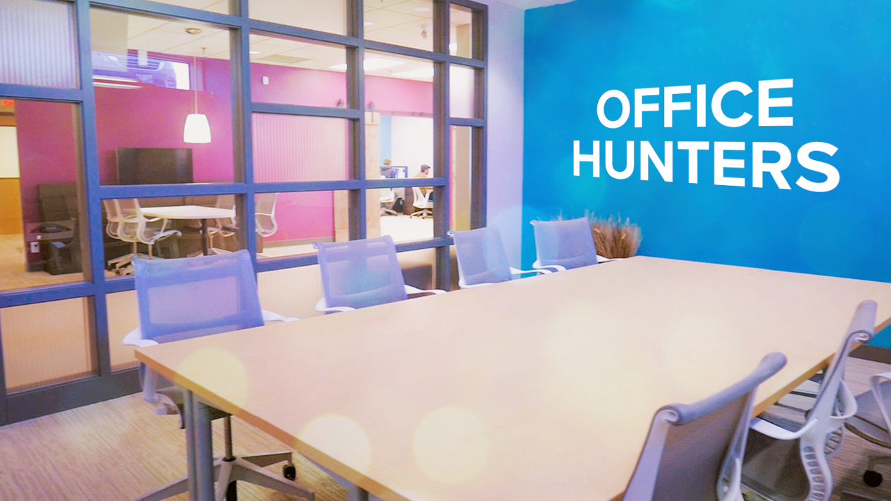 Office Hunters Reveal Video - Sherpa Marketing