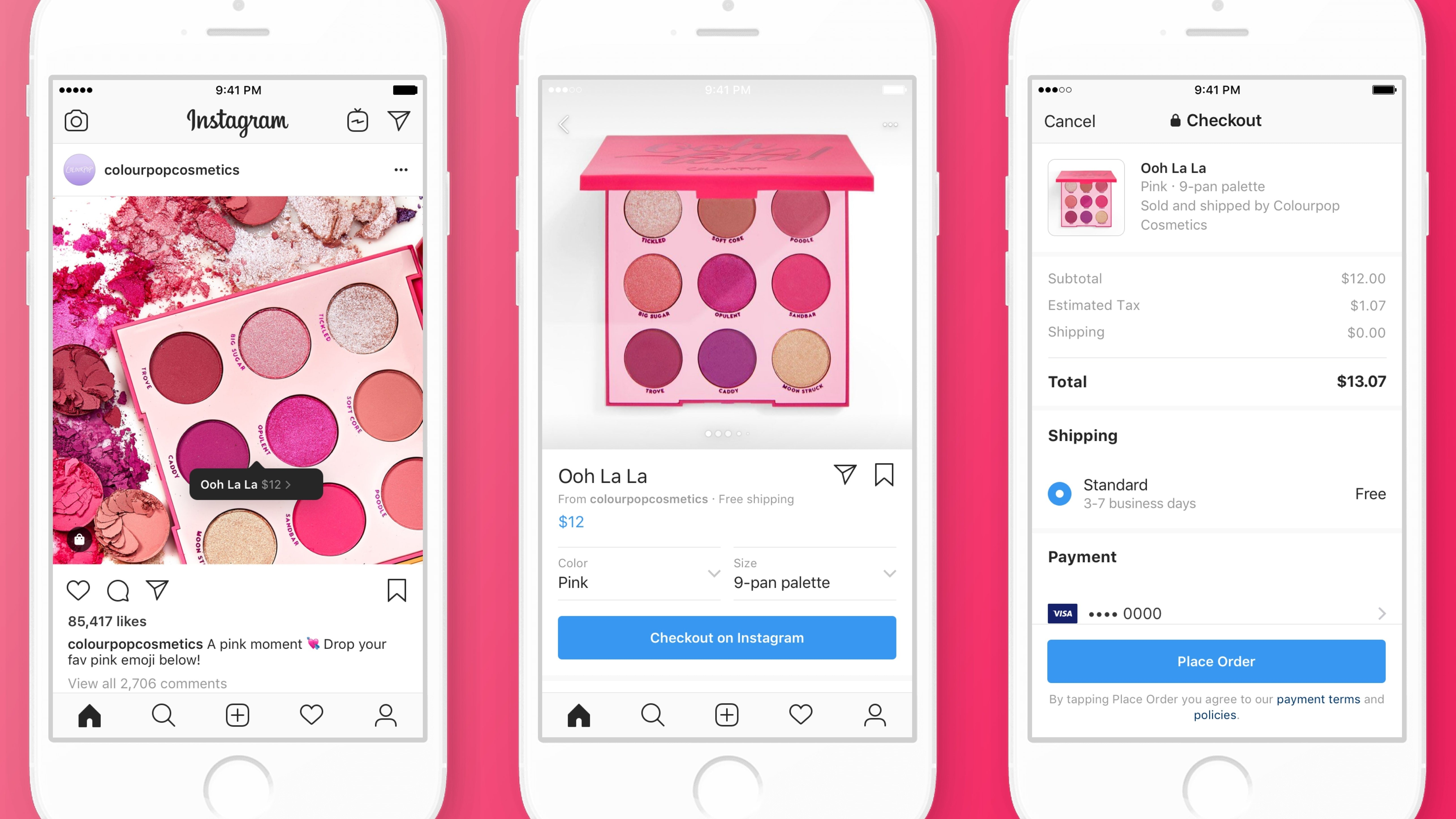 Instagram Introduces Checkout to Leverage Social Commerce