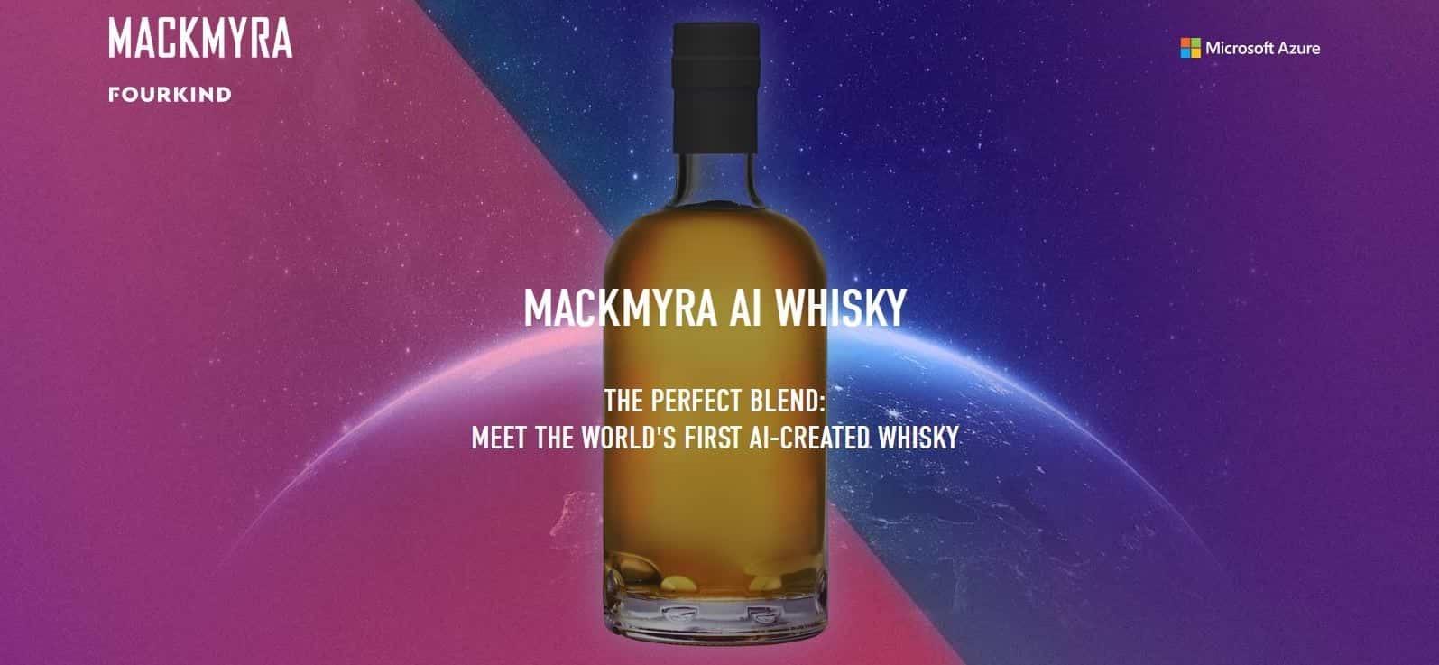 Image result for mackmyra ai whisky
