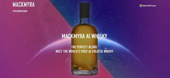 Whiskey Created by Artificial Intelligence