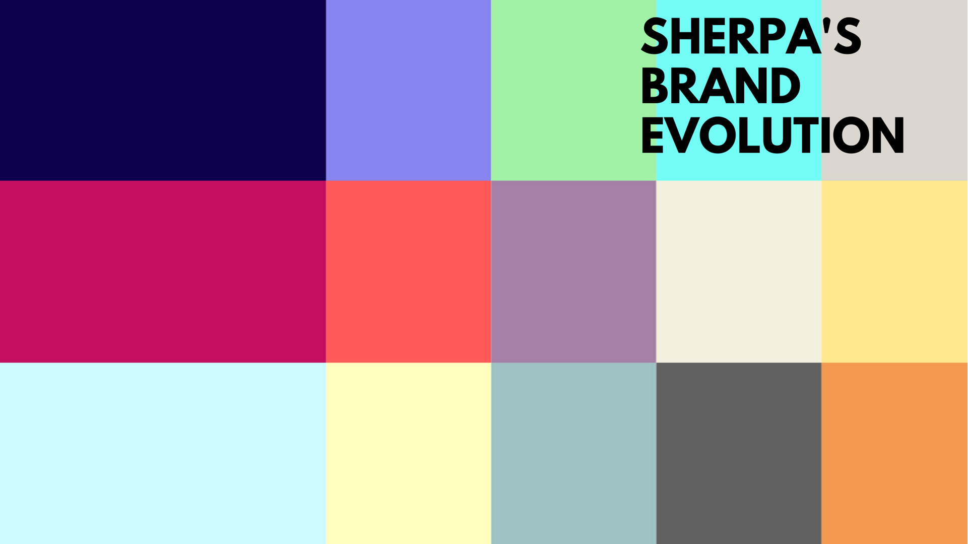 Edge Summer 2020: Sherpa's Brand Evolution