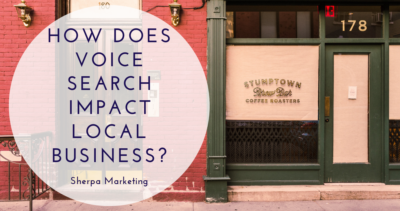 How Does Voice Search Impact Local Business?