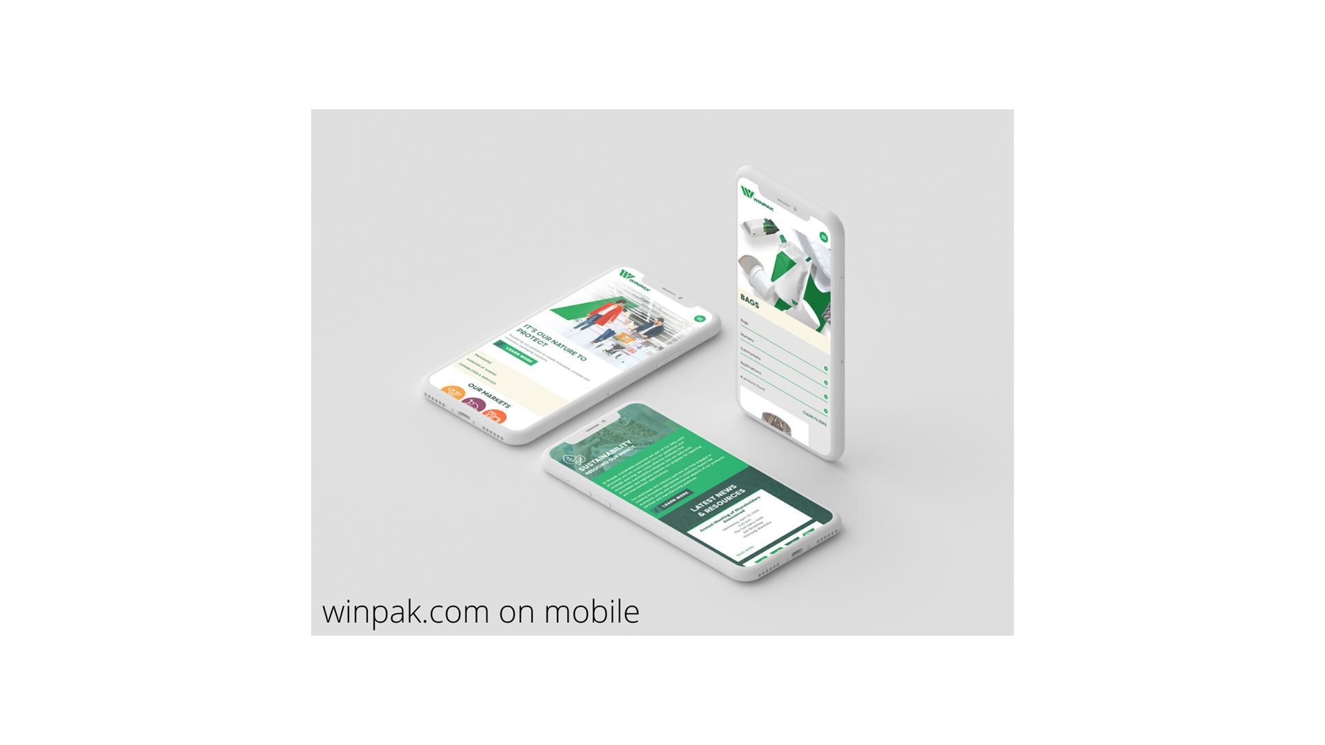 Edge summer 2020 - accessibility Winpak mobile