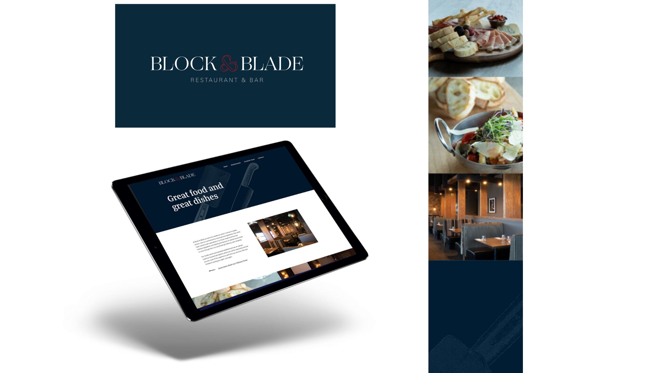 Edge summer 2020 - our recent work - Block & Blade