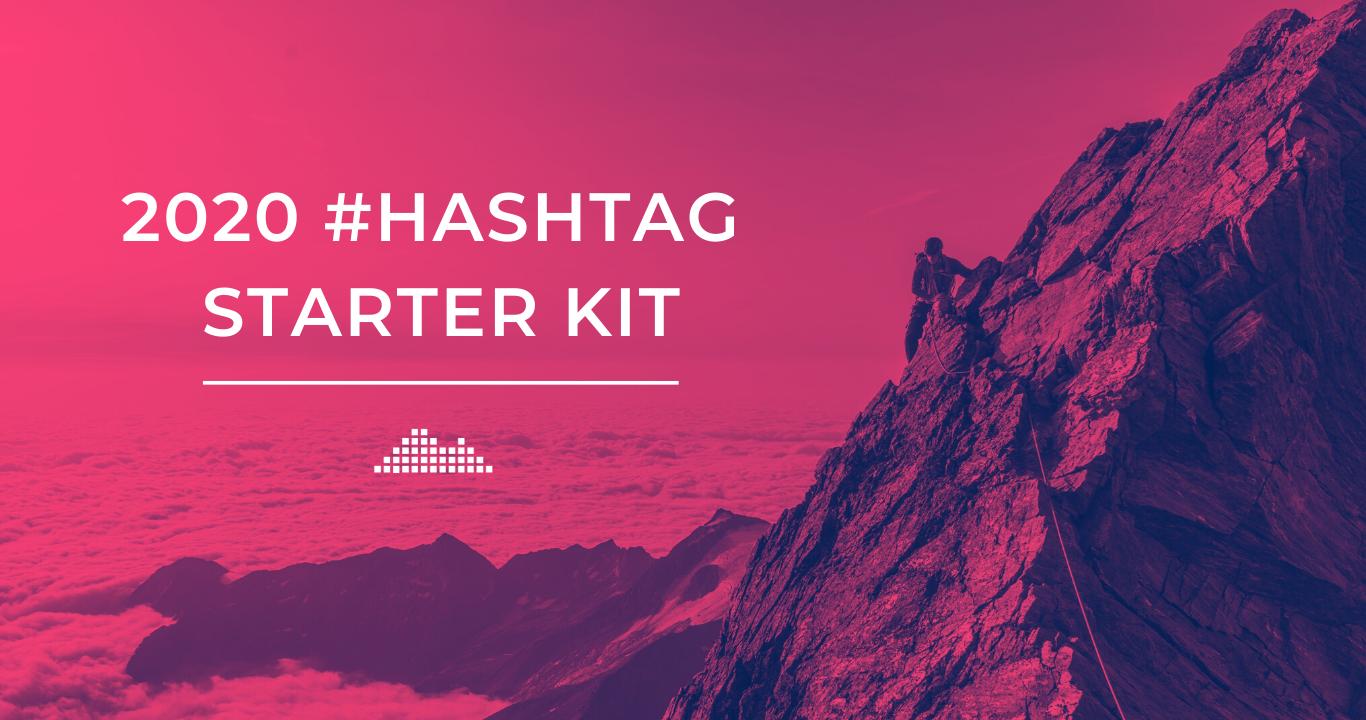 2020 Hashtag Starter Kit – Go from Beginner to Expert Climber in 5 Steps