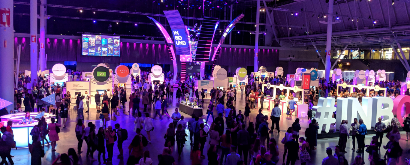 Day 1 at #INBOUND18: Slow Down and Reflect