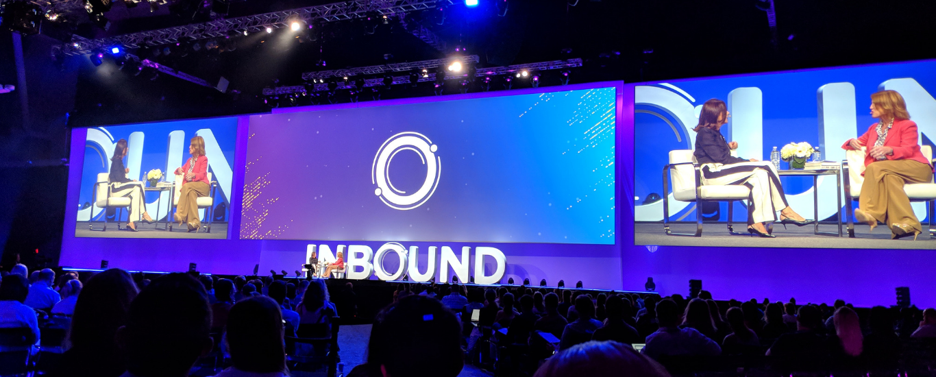 Day 2 at #INBOUND18: Aspire to be Different