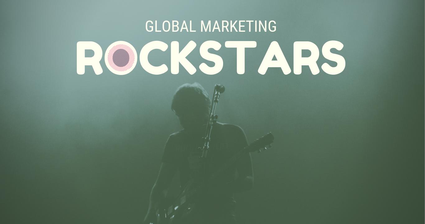 Organizations Who Are Global Marketing Rock Stars