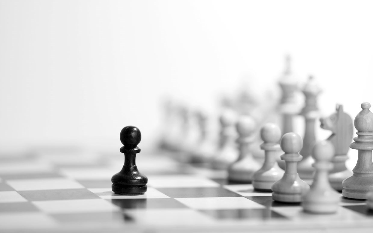 Chess and Marketing Strategies