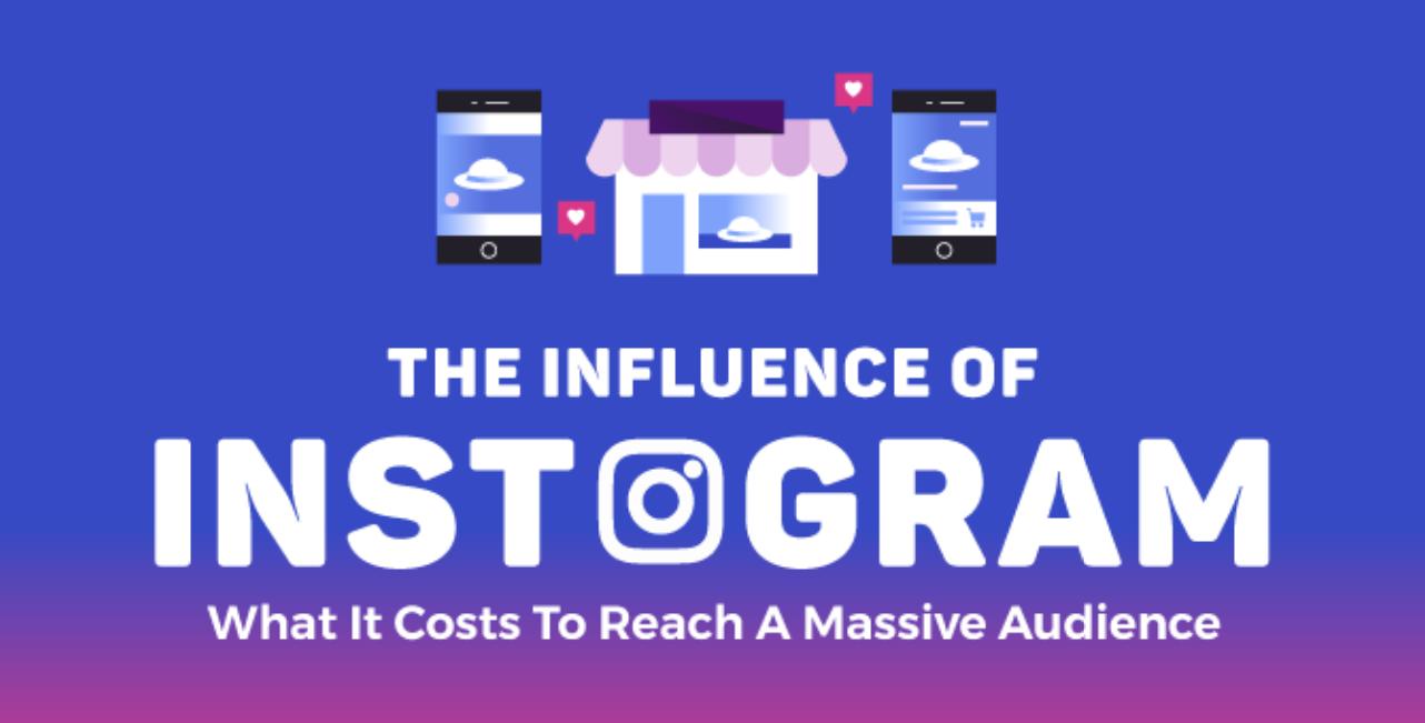 Instagram Influencer Infographic