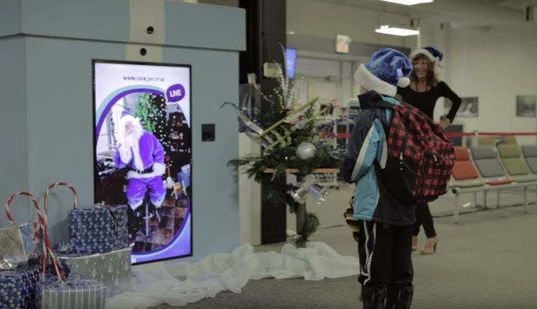 High Budget Holiday Campaign - WestJet