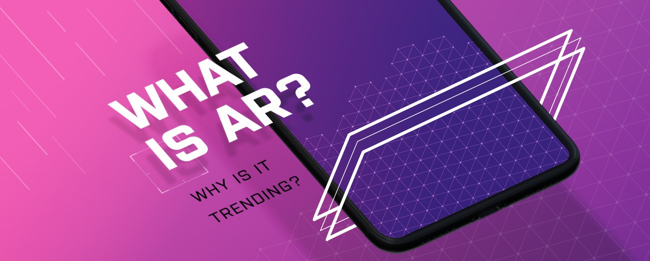 What is Augmented Reality and Why is it a HUGE Trend?
